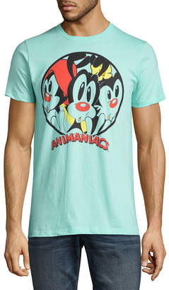 Novelty T-Shirts Pastel Animaniacs Graphic Tee