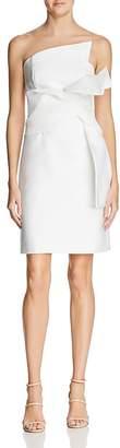 Keepsake Retrograde Strapless Mini Dress