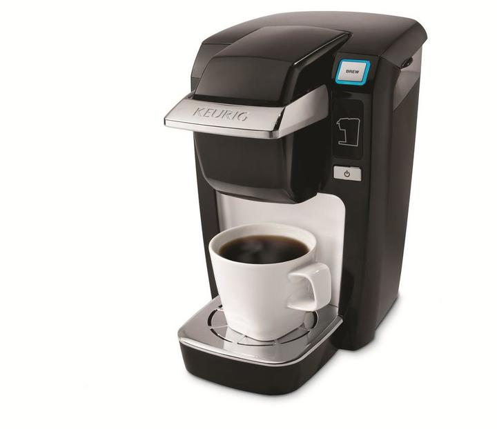 Keurig K10 Mini Plus Single Serve Brewer in Black