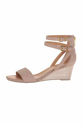 Franco Sarto Danissa Wedge Sandal $128 thestylecure.com