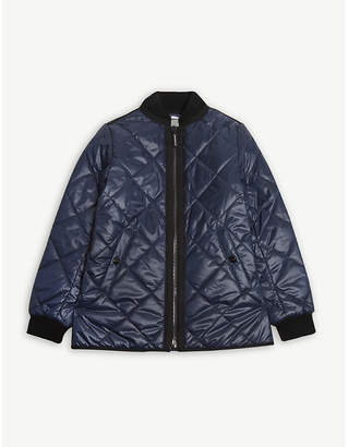 Burberry Quilted bomber jacket 4-14 years