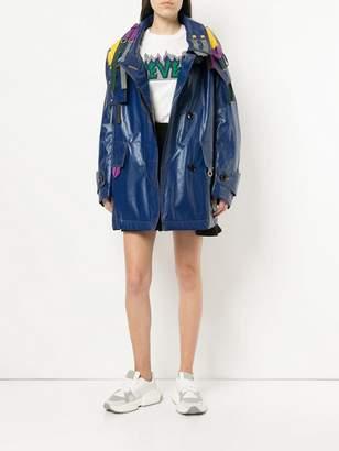 Kolor oversize cargo jacket