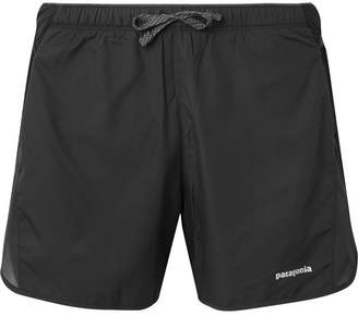 Patagonia Strider Pro Shell and Mesh Shorts