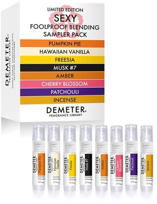 Demeter Fragrance Library Sexy Foolproof Blending Sampler 8-Piece Set