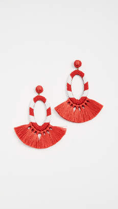 Deepa Gurnani Deepa by Klarissa Earrings