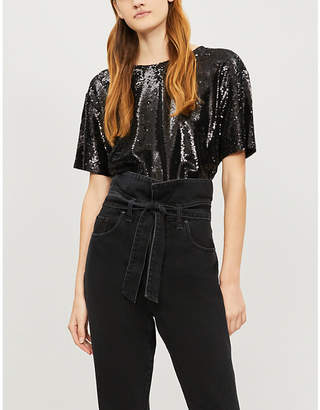 The Kooples Sequinned T-shirt