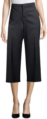 Balenciaga Wide Leg Wool Trouser