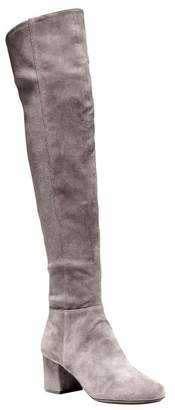 Cole Haan Elnora Over-the-Knee Suede Boots
