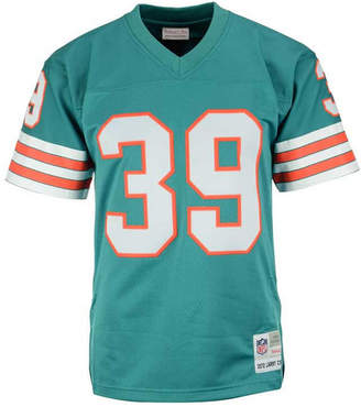 Mitchell & Ness Men's Larry Csonka Miami Dolphins Replica Throwback Jersey