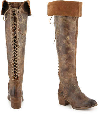Diba Scary Over the Knee Boot - Women's