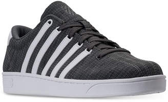 K-Swiss Men's Court Pro Ii T Cmf Casual Sneakers from Finish Line