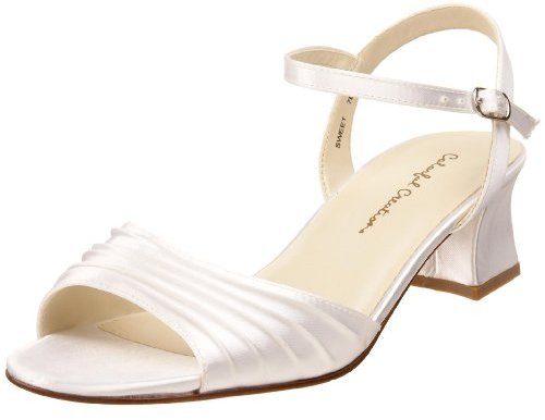 Colorful Creations Women's Sweet Anklestrap Sandal