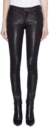 Frame 'Le Skinny de Jeanne' leather pants