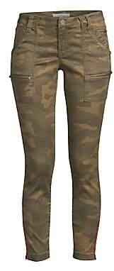 Joie Women's Park Camo Print Skinny Pants