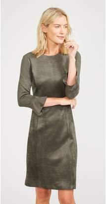 J.Mclaughlin Eloise Faux Suede Dress