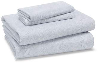 Bloomingdale's Essentials Paisley Sheet Set, Full - 100% Exclusive