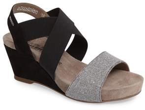 Mephisto 'Barbara' Wedge Sandal