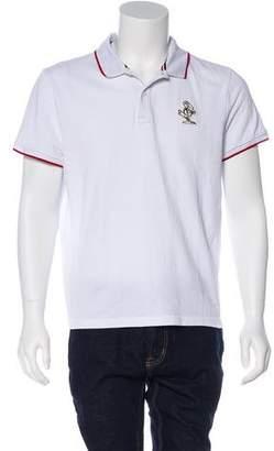 Moncler Maglia Polo Shirt