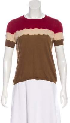 Etoile Isabel Marant Tie-Dye Short Sleeve Sweater