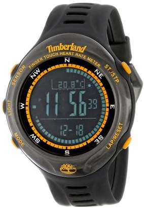 Timberland Unisex 13386JPBU_02 Washington Summit Digital Sensor Pacer Watch