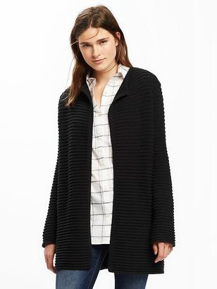 Textured Cardi-Coat for Women $49.94 thestylecure.com