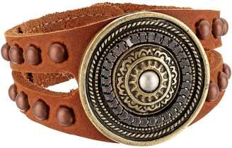 Leather Rock Aida Bracelet Bracelet