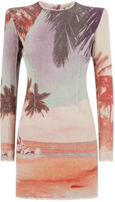 Balmain Sunset Dress