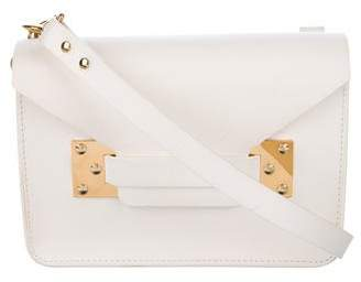 Sophie Hulme Mini Milner Crossbody Bag