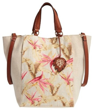 Tommy Bahama Reef Convertible Tote - Beige $128 thestylecure.com