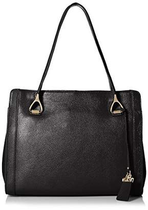 Zenith Women's Structured Satchel