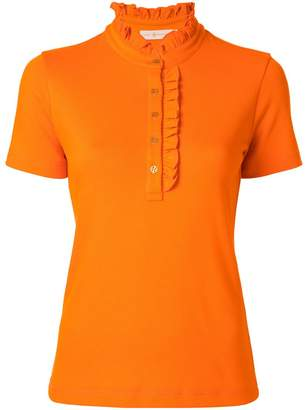 Tory Burch Deneuve polo top