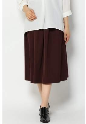 Ikka (イッカ) - [ikka]リバーシブルベルト付きスカート