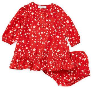 Stella McCartney Christmas Crewneck Dress