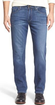 Paige Transcend - Normandie Straight Leg Jeans