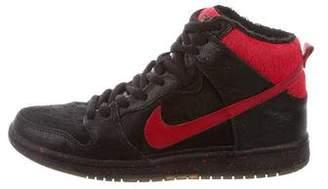 Nike Dunk High Pro Premium SB Krampus Sneakers