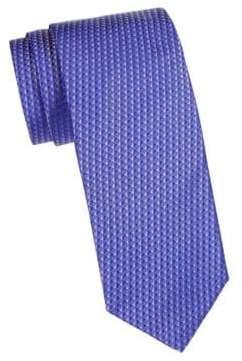 HUGO BOSS Printed Silk Slim Tie