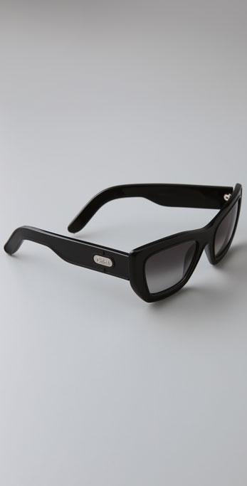 Chloe Sunglasses Litchi Sunglasses