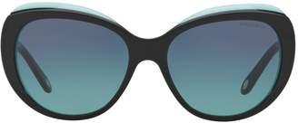 Tiffany & Co. Irregular Sunglasses
