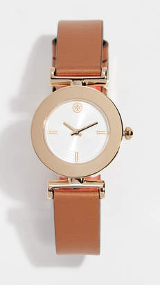 Tory Burch The Sawyer Twist Round Watch