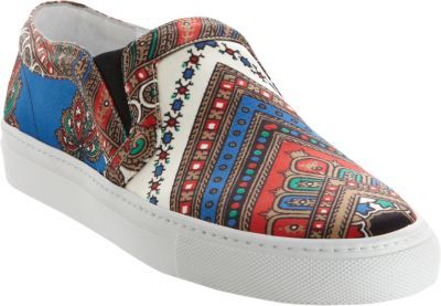 Givenchy Printed Slip-On