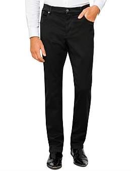 Versace Sateen 5 Pocket Jean