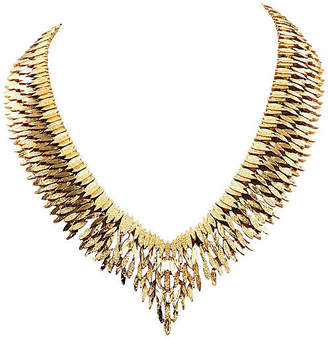 One Kings Lane Vintage Monet Marchesa Collar Necklace - 1966 - Carrie's Couture