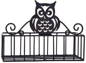 Home Essentials Rectangular Owl Basket