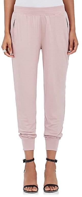 Women's Stretch-Jersey Sweatpants