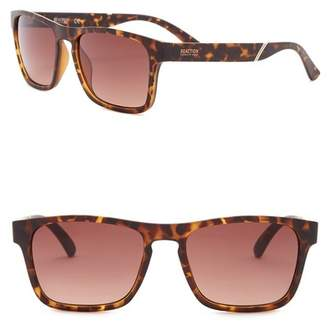 Kenneth Cole Reaction 54mm Square Sunglasses