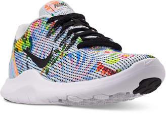 Nike Women Flex Run 2018 Premium Running Sneakers from Finish Line