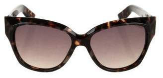 Saint Laurent Square Gradient Sunglasses