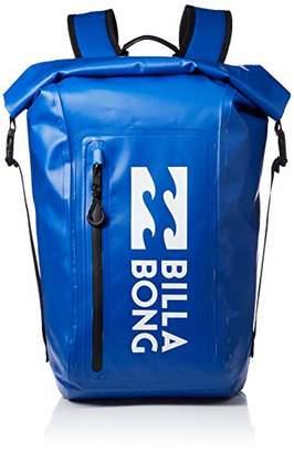 Billabong (ビラボン) - [ビラボン] リュック 17L (防水ターポリンシリーズ) [ AJ011-937 / WET ROLL RUCK ] ミニ バッグ おしゃれ BLU_ブルー