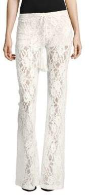 Winston White Rosanna Lace Bootcut Pants