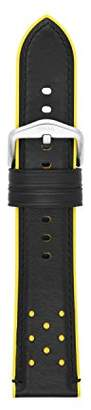 Fossil Men's S221420 Watch Strap Analog Display Quartz Watch